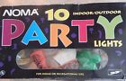 NOMA 10 Country Western Party / Patio Lights  Hat * Horse * Cactus * Wagon NIB