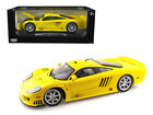 Saleen S7 Twin Turbo Red 1/12 Diecast Car Model by Motormax
