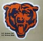 Chicago Bears NFL Decal Stickers Football Team Logo Your Choice