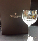 Waterford LISMORE ESSENCE Set of 2 NEW in Box Balloon Wine Glasses Goblets Cut