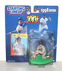1998 Kenner MARK MCGWIRE 'HR History' Starting Lineup 3 1/4