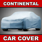 Lincoln Continental Custom-fit 100 Weatherproof Car Cover - Lifetime Warranty