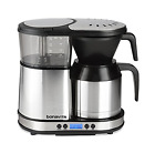 Bonavita BV1500TD 5-Cup Digital Carafe Coffee Brewer, Stainless Steel