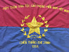FLAG - Vietcong NVA NLF VICTORY IN KHE SANH 1968 - the NLF -