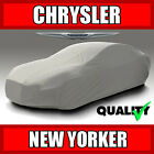 Chrysler New Yorker Custom-fit 100 Weatherproof Car Cover - Lifetime Warranty