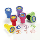 24 Jungle Safari Zoo Animal Birthday Party Favor SELF INKING STAMPS STAMPERS