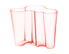 Iittala Alvar Aalto Collection Vase 160mm salmon pink new handcrafted in Finland