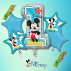 Mickey Mouse 1st Birthday Baby boy shower balloon balloons foil party