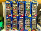 1996 1997 1998 Hotwheels Gift Pack x 10 lot rare set New NIB #2 Woody porsce