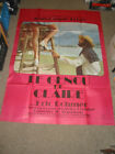 CLAIRES KNEE ORIG FRENCH 1P MOVIE POSTER ERIC ROHMER