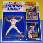 1990 JOE MAGRANE #32 St. Louis Cardinals Rookie - low s/h - sole Starting Lineup