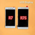 White LCD Display Glass Touch Screen Digitizer Assembly For OPPO R7S R7T/R7C