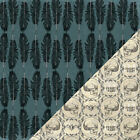 12 Bazzill Scrapbook Paper Fright Night 31 Arsenic Old Lace Skull Poe feather