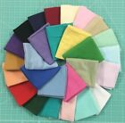 AE Nathan 100 Cotton Flannel Solid Colors Per half yard