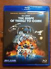 HG Wells The Shape of Things to Come Blu ray Disc 2016 Blue Underground
