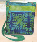 Barbados Bag quilt pattern by Nancy Green of Pink Sand Beach Designs