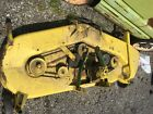 Good used 60 Mower Deck for 400 Lawn  Garden tractor