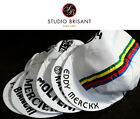 Cycling Cap Kappe Schirmmtze Bianchi + Eddy + Raleigh + Peugeot + Molteni