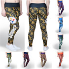 NFL Football Womens Static Rain Leggings Pick Team