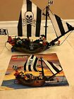 Lego 6268 Renegade Runner Pirate Ship Used Complete with Manual