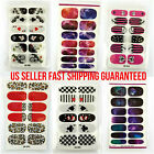 Quality Nail Foil Wrap Tips Stickers Decals Vinyl Nail Art Manicure Decoration