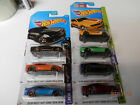 HOT WHEELS 2013 CHEVY CAMARO SPECIAL EDITION 202 250 232 250 184 250 lot of 7