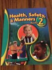 2nd grade ABEKA Health Safety and Manners Reader 2 third edition