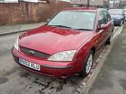 LARGER PHOTOS: 2002 Ford Mondeo 1.8 LX, Maroon, Manual Mot Sept.