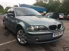 LARGER PHOTOS: BMW 318I 2.0 (PETROL) SE 4DOOR AUTOMATIC SPARE OR REPAIR NO RESERVE PRICE!