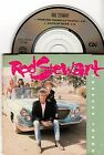 RARE ROD STEWART VINTAGE CD3 MINI 3 INCH DISC~FOREVER YOUNG, DAYS OF RAGE..
