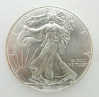 2015 Standing Liberty 1oz Fine Silver Eagle One Dollar Coin