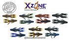 X Zone Lures Punisher Punch Craw Creature Flip Jig Trailer 8pk Pick
