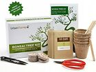 Bonsai Tree Kit Grow Your Own Bonsai Trees From Seeds Gardening Gift Indoor