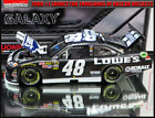 JIMMIE JOHNSON 2012 LOWES GALAXY 1 24 ACTION NASCAR DIECAST