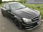 Mercedes Benz C63 AMG Auto 201212 with PERFORMANCE PACK 457 BHP