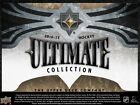 2016-17 Upper Deck Ultimate Collection Hockey Hobby 8-Box Case