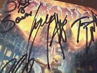 EXODUS - Blood In Blood Out - FULLY SIGNED by all 5 members of EXODUS!