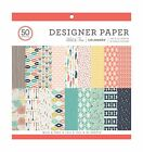 ColorBok 73480A Designer Paper Pad Wild  Free 12 x 12 NEW FREE SHIPPING