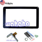 New Touch Screen Digitizer Panel glass FOR 9