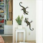 Animal Gecko Pattern Colorful Wall Stickers Vinyl Murals Baby Room Decors DIY US