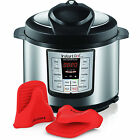 Instant Pot IP LUX60 6in1 Pressure Cooker Quart 1000 Watt *FREE FAST DELIVERY*