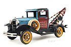 1931 Ford Model A Tow Truck Jalopy Model Iron Truck 1:12 Scale