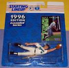 1996 extended JEFF CONINE #19 Florida Miami Marlins - low s/h - Starting Lineup