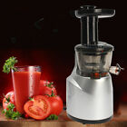 Household 220V/50Hz Electric Slow-speed Juicer Fruit Vegetable Citrus Extractor