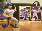 Howard Johnson Starting Lineup 1990 Kenner SLU MLB Figure W/ Cards Complete Mets