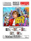Austin Powers Pinball Game FULL Service/Repair Operations Color Manual Stern  SB