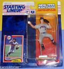 1994 BRIAN HARPER Minnesota Twins Rookie - low s/h - sole Starting Lineup