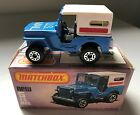 MATCHBOX LESNEY US MAIL TRUCK WITH BOX k
