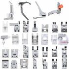 32pc Sewing presser feet Set Kit with Plastic Organize Box for Low Shank Sewing