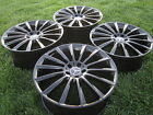 20 MERCEDES S63 S65 CL63 CL65 S550 CL550 FACTORY OEM BLACK RIMS WHEELS AMG 4MAT